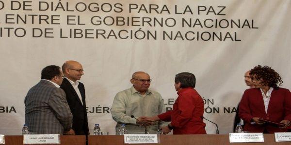 Ecuador es el país anfitrión de los diálogos y una de las naciones garantes.