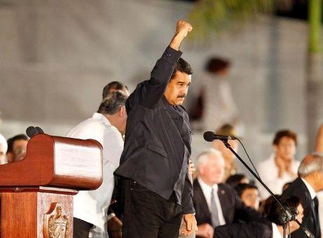 Nicolás Maduro destacó el apoyo de Fidel a la Revolución Bolivariana.