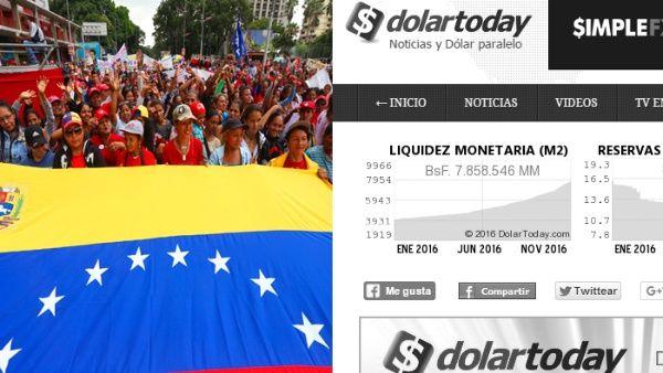Dólar Today distorsiona el mercado cambiario con efectos negativos para Venezuela.