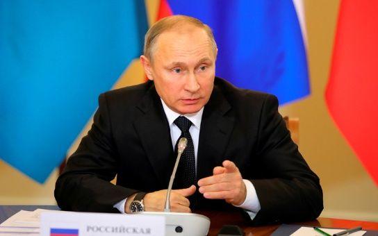 Poutine a exprimé sa préoccupation que les conflits tels que le Moyen-Orient continuent.