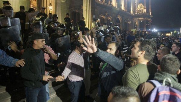 El presidente mexicano Enrique Peña Nieto pidió el pasado miércoles