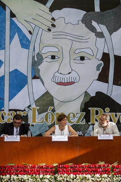 In 2014, Maria de Lourdes Santiago, senator for the Puerto Rican Independence Party, paid homage to Lopez in Caracas, Venezuela.