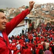 Late Venezuelan President Hugo Chavez.
