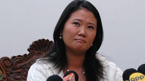 La fiscal Sara Vidal recordó que un testigo entregó grabaciones de conversaciones entre Keiko y el exfuncionario.