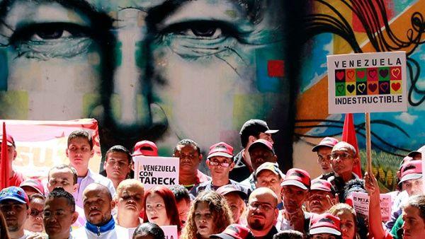 Los ataques mediáticos contra Venezuela han incluido las falsas acusaciones y sanciones impuestas al vicepresidente de ese país Tareck El Aissami.