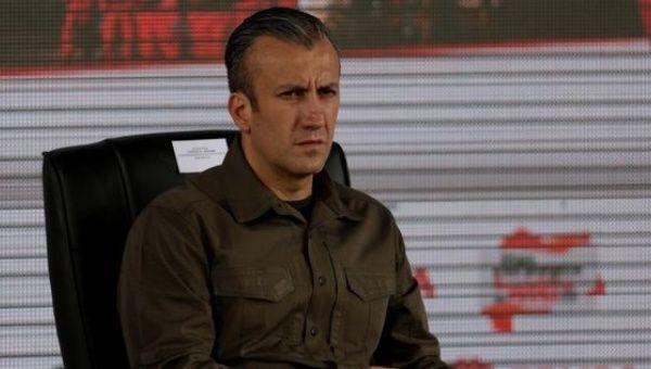 Venezuelan Vice President Tareck El Aissami