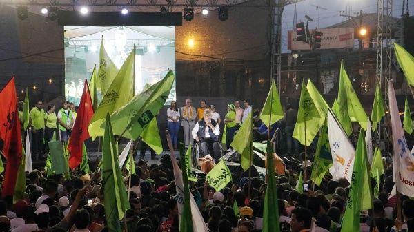 Lenin Moreno estuvo a tan solo 63.000 votos de lograr la victoria sin ir al balotaje.