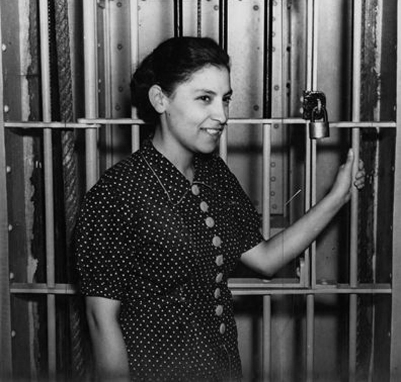 "Emma ""La Pasionaria"" Tenayuca (1916-1999), Mexican-American labor leader/organizer, educator: ""I was arrested a number of times. I never thought in terms of fear. I thought in terms of justice."""