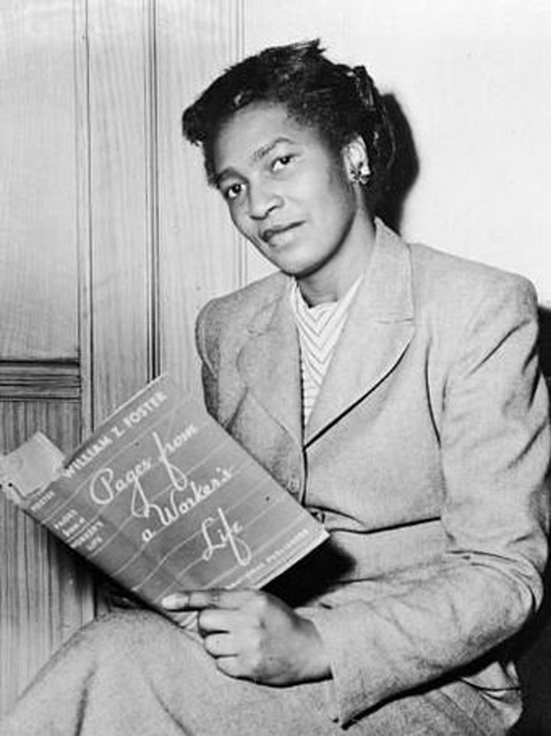 "Claudia Jones (1915-1949), organizer, communist, political prisoner and intellectual: ""For the progressive women"
