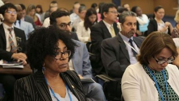 The conference will emphasized ongoing collaboration between Caribbean states to achieve communal sustainable development goals.