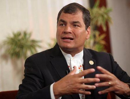 Rafael Correa aseguró que el candidato oficial por Alianza PAIS, Lenín Moreno, mantiene una cómoda ventaja para la segunda vuelta electoral del próximo 2 de abril.