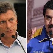 """Maduro en los homenajes a Chávez: """"Macri es un esperpento de la historia"""""""