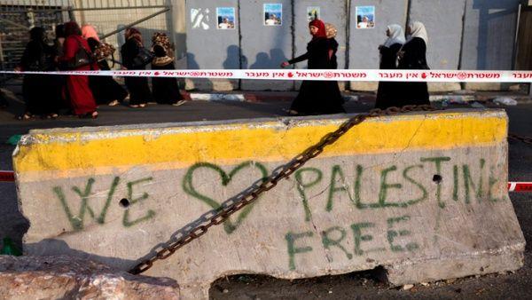 32% de las informativas que dan cuenta de un hecho violento, no lo sitúan en el conflicto entre Israel y Palestina.