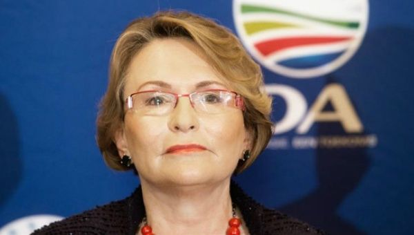 "Helen Zille responded to the charges saying: ""I have only one comment: I will abide by due and fair process of SA and DA constitution and the rule of law""."
