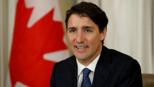 PM Justin Trudeau said the U.S. Secretary of Defence James Mattis called Defence Minister Harjit Sajjan to give Canada a heads up.