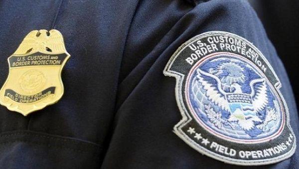 Custom and Border Patrol employee.