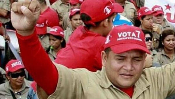 Chavista union leader Esmin Ramirez