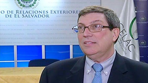 Rodríguez aseguró que todos los países apoyan la soberanía el orden constitucional en Venezuela.