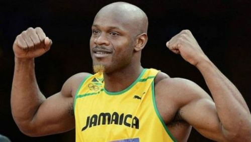 Image result for Asafa Powell