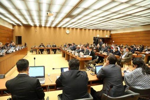 Ecuador propuso en Ginebra el 1 de mayo a la comunidad internacional continuar trabajando para alcanzar un Órgano intergubernamental para la cooperación tributaria.