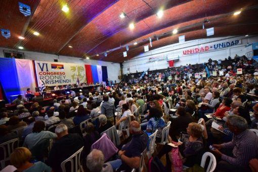 El Frente Amplio de Uruguay emitió un comunicado en el que rechaza la injerencia internacional contra Venezuela, en especial, la actuación de Luis Almagro.