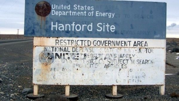 The Hanford site