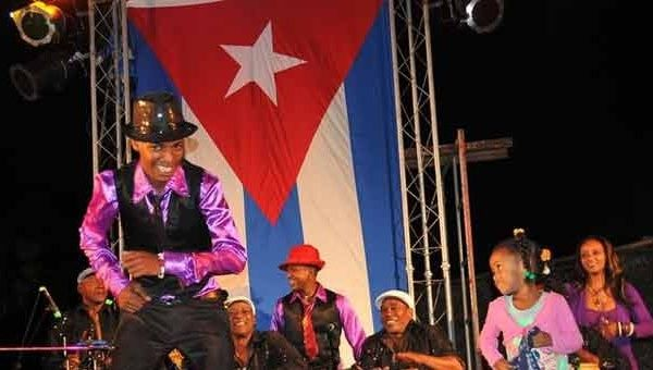 Los Muñequitos de Matanzas will be performing across Cuba.