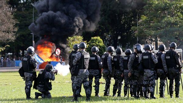 Las movilizaciones rechazan las medidas neoliberales de Temer y exige su renuncia inmediata.