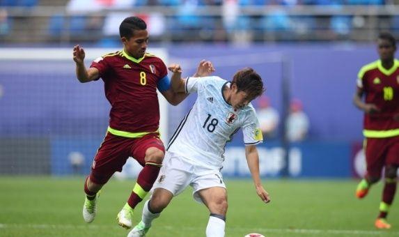 Venezuela sigue demostrando calidad en el terreno durante el Mundial Sub-20 de fútbol.