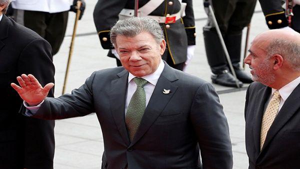 Santos destacó que esta semana se entregó el 30 por ciento de las armas de las FARC-EP a la ONU
