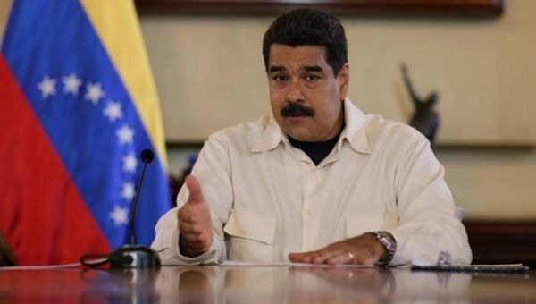 President Maduro is reiterating calls and efforts toward peace, dialogue, and solutions to meet the needs of the Venezuelan people.
