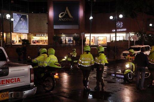 Autoridades colombianas investigan las causas de la explosión.