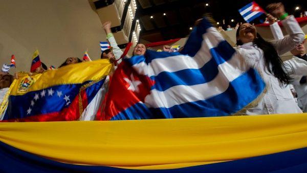 Resultado de imagen para Movimiento Venezuela-Cuba rechaza acciones de Trump en contra de la isla