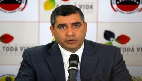 En un documento el exministro para Relaciones Interiores, Justicia y Paz, Miguel Rodríguez Torres, es señalado como colaborador de una agencia norteamericana.