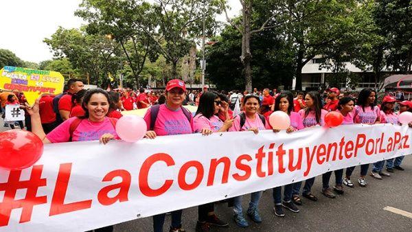 El 30 de julio los venezolanos saldrán a votar para elegir a los545 constituyentistas.