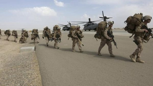 NATO has said that the 13,000 U.S. and NATO troops currently in Afghanistan is not enough.