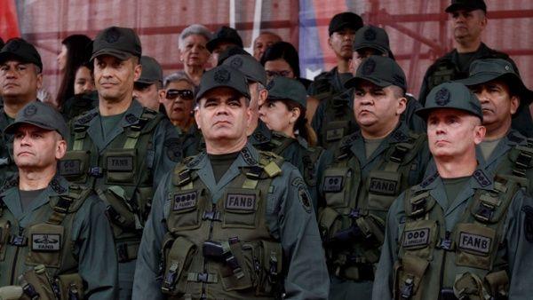 Los Estados Unidos decidieron empujar a Venezuela hasta sus límites políticos, sociales, culturales, comunicacionales, armados.