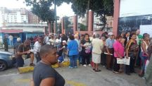 Image result for Voting underway in Venezuela to elect new Constituent Assembly