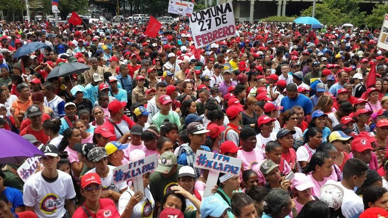 The ANC elections is the first step in the rewriting of Venezuela