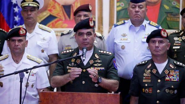 La Fuerza Armada Nacional Bolivariana (FANB) ratificó su compromiso en defensa de la soberanía del país ante las nuevas sanciones impuestas por EE.UU.