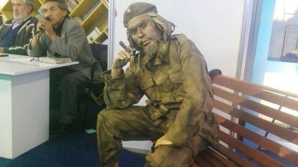 """Hubo un conversatorio sobre los 50 años de la llegada del """"Che"""" a Bolivia."""