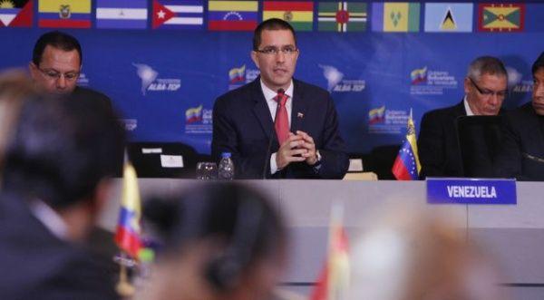 """""""La Asamblea Nacional Constituyente no obedece a poder imperial ni extranjero alguno, es la expresión del poder originario y soberano"""", asevera la Cancillería de Venezuela."""