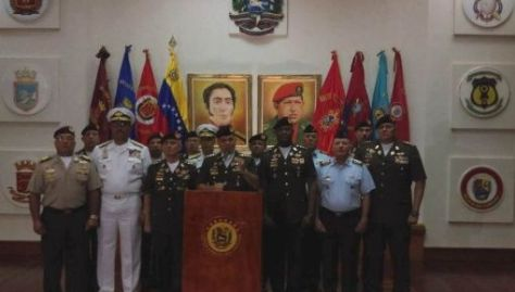 """""""Tenemos plena conciencia que las referidas sanciones forman parte de una alevosa estrategia de guerra híbrida"""", expresó el ministro de Defensa venezolano."""