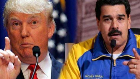 EE.UU. ha intensificado su campaña contra el Gobierno venezolano
