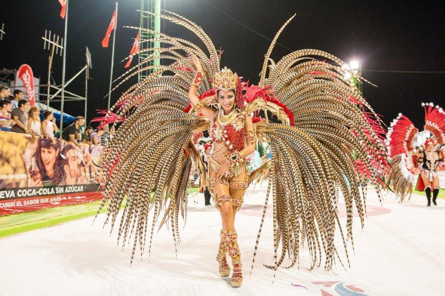 La provincia de Corrientes se vuelve el centro de las miradas en Argentina por la calidad de sus carnavales.