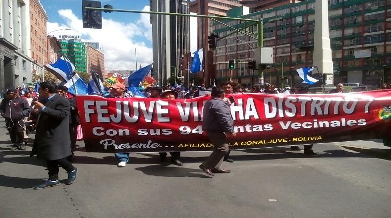 A raíz de esa campaña de difamación en el referendo, cada 21 de febrero los bolivianos se movilizan contra el Día de la Mentira y reafirman su apoyo a la postulación de Evo para 2019.