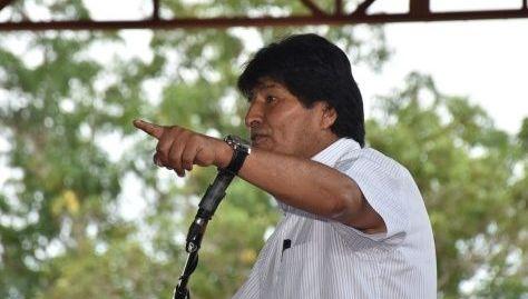 El mandatario boliviano destacó las investigaciones adelantadas por las fuerzas policiales.
