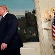 Trump informó desde la Casa Blanca que dio su autorización para bombardear el país árabe.