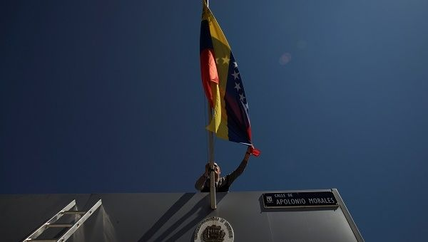 Venezuela has criticized Canadian authorities for interfering with the rights of over 5,000 registered voters.