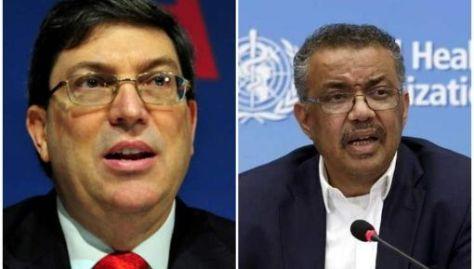 La intensa agenda de Rodríguez en Ginebra incluye intervenciones en el Consejo de Derechos Humanos de la ONU y en la Conferencia de Desarme.
